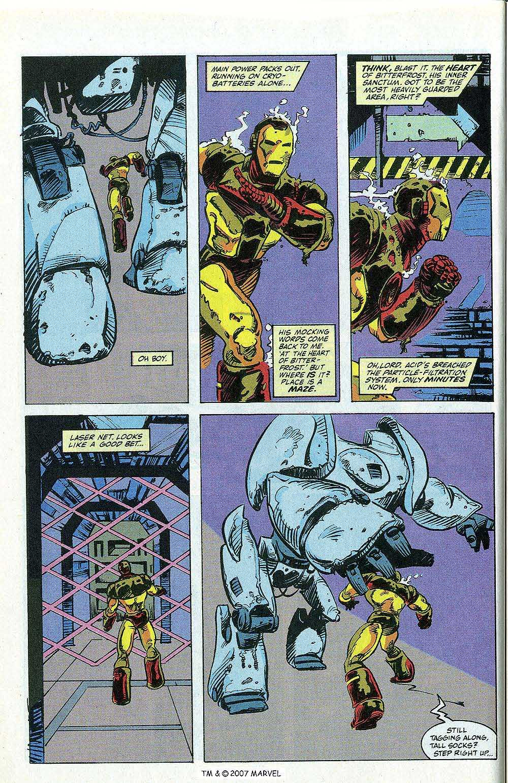 Iron Man Annual issue 13 - Page 44