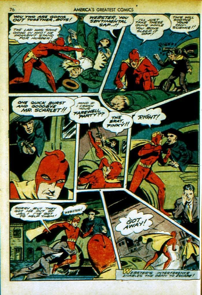 Read online America's Greatest Comics comic -  Issue #4 - 77