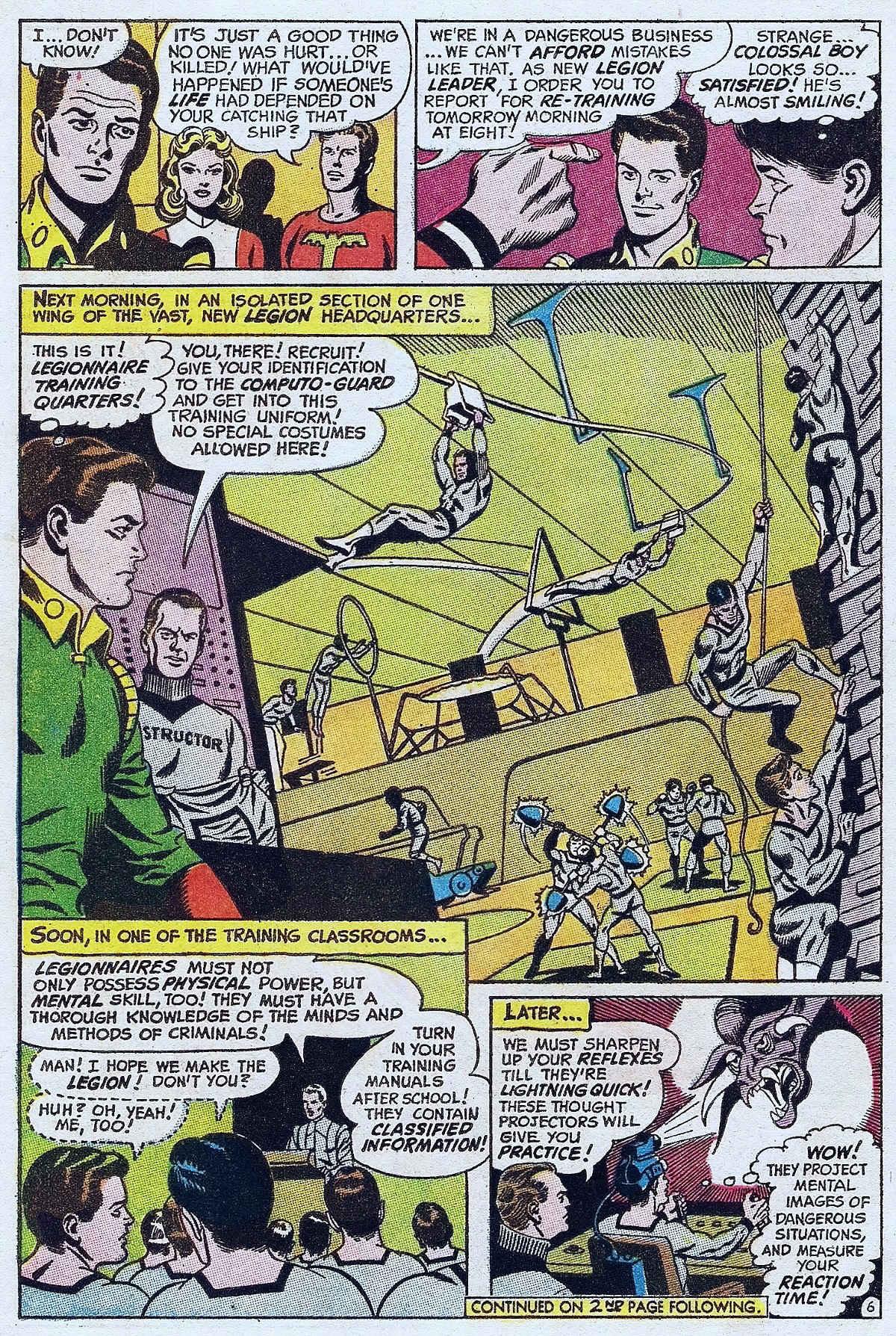 Read online Adventure Comics (1938) comic -  Issue #371 - 8
