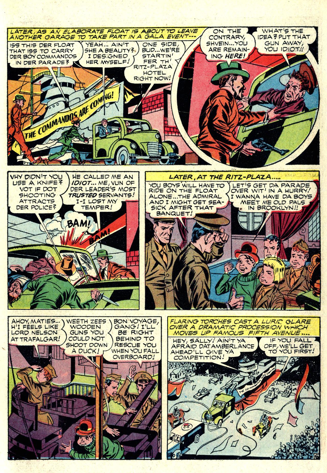 Read online Detective Comics (1937) comic -  Issue #76 - 21