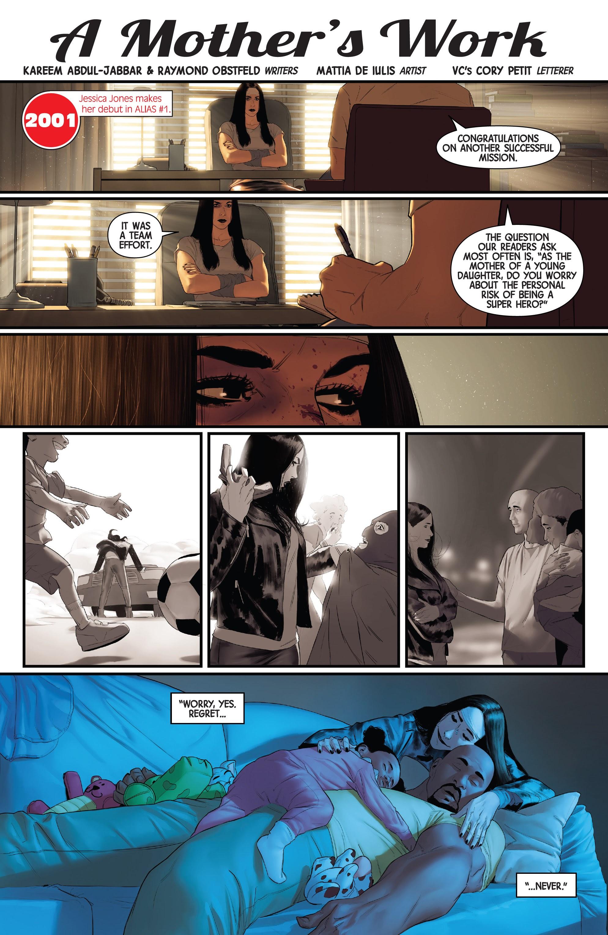 Read online Marvel Comics (2019) comic -  Issue #1000 - 65