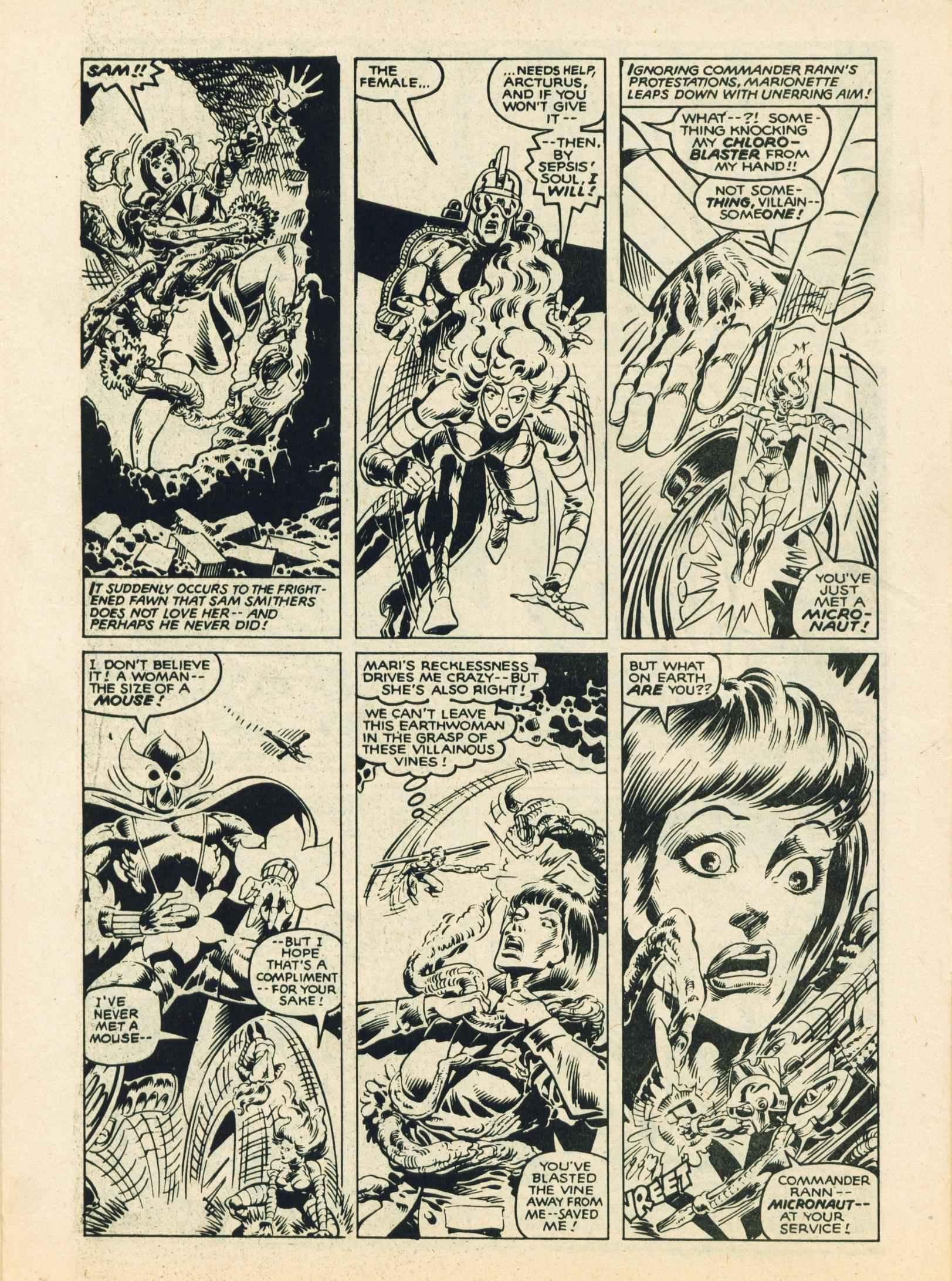 Read online Future Tense comic -  Issue #8 - 12