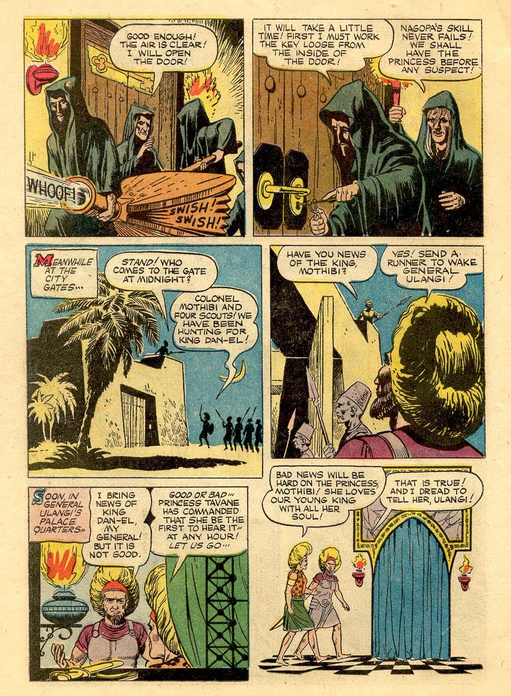 Tarzan (1948) issue 62 - Page 31