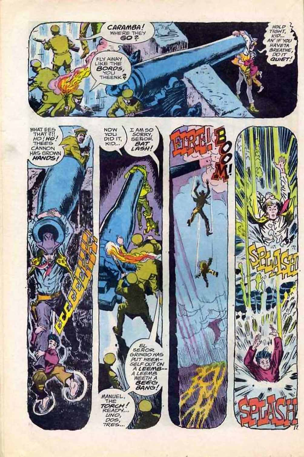 Bat Lash (1968) issue 4 - Page 22