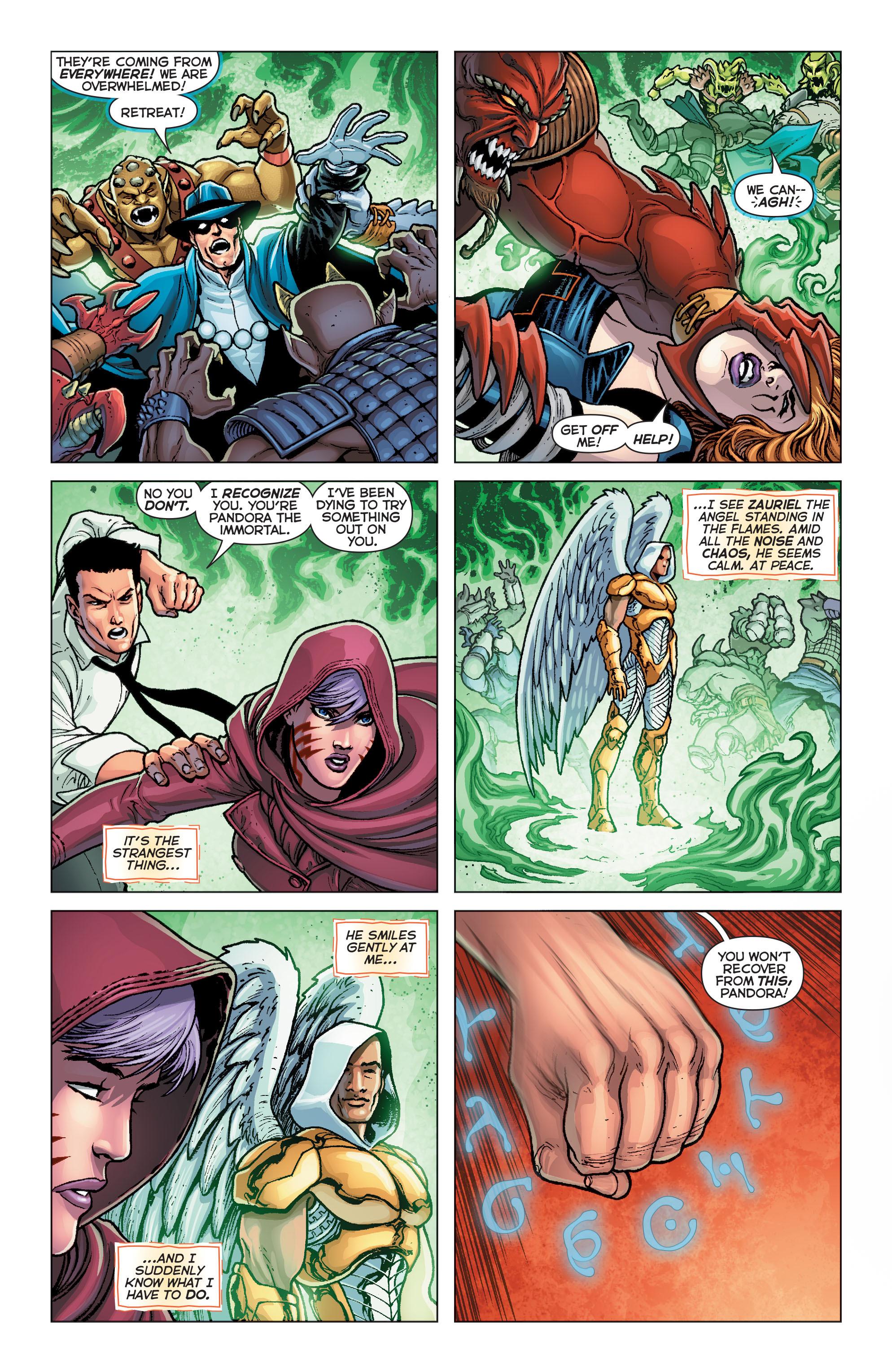 Read online Trinity of Sin: Pandora comic -  Issue #8 - 8
