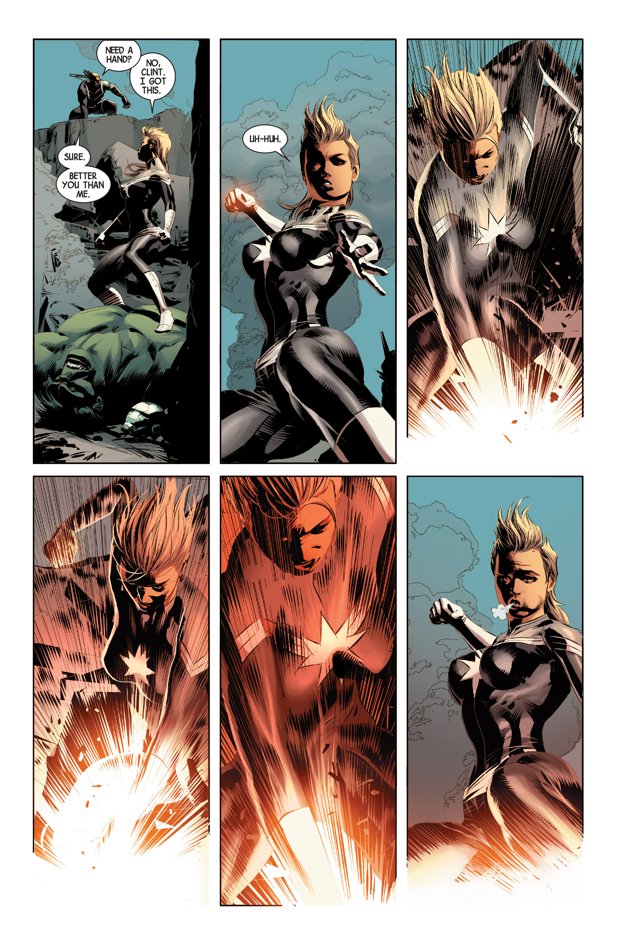 Read online Avengers (2013) comic -  Issue #39 - 19