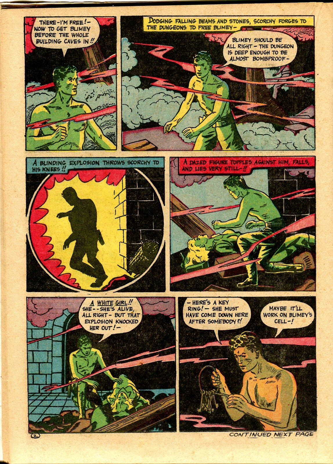 Read online Famous Funnies comic -  Issue #101 - 38