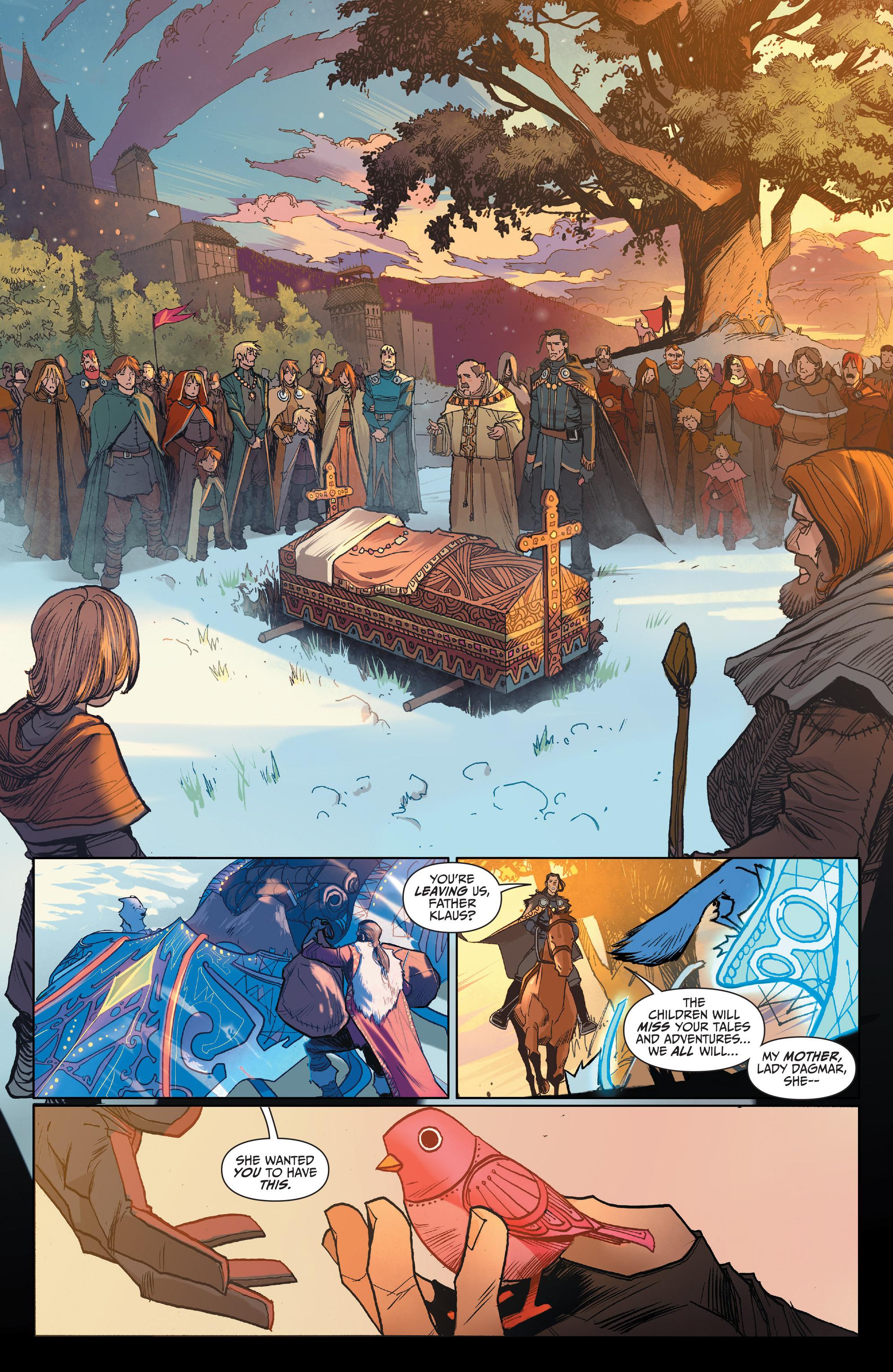 Read online Klaus comic -  Issue #7 - 31