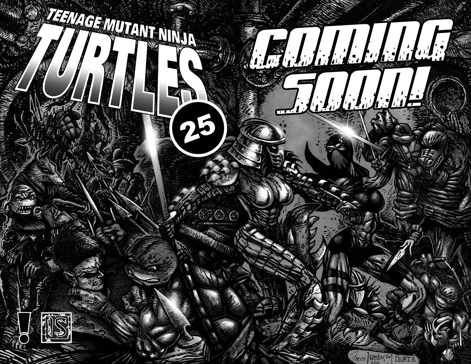 Read online Tales of the TMNT comic -  Issue #71 - 36