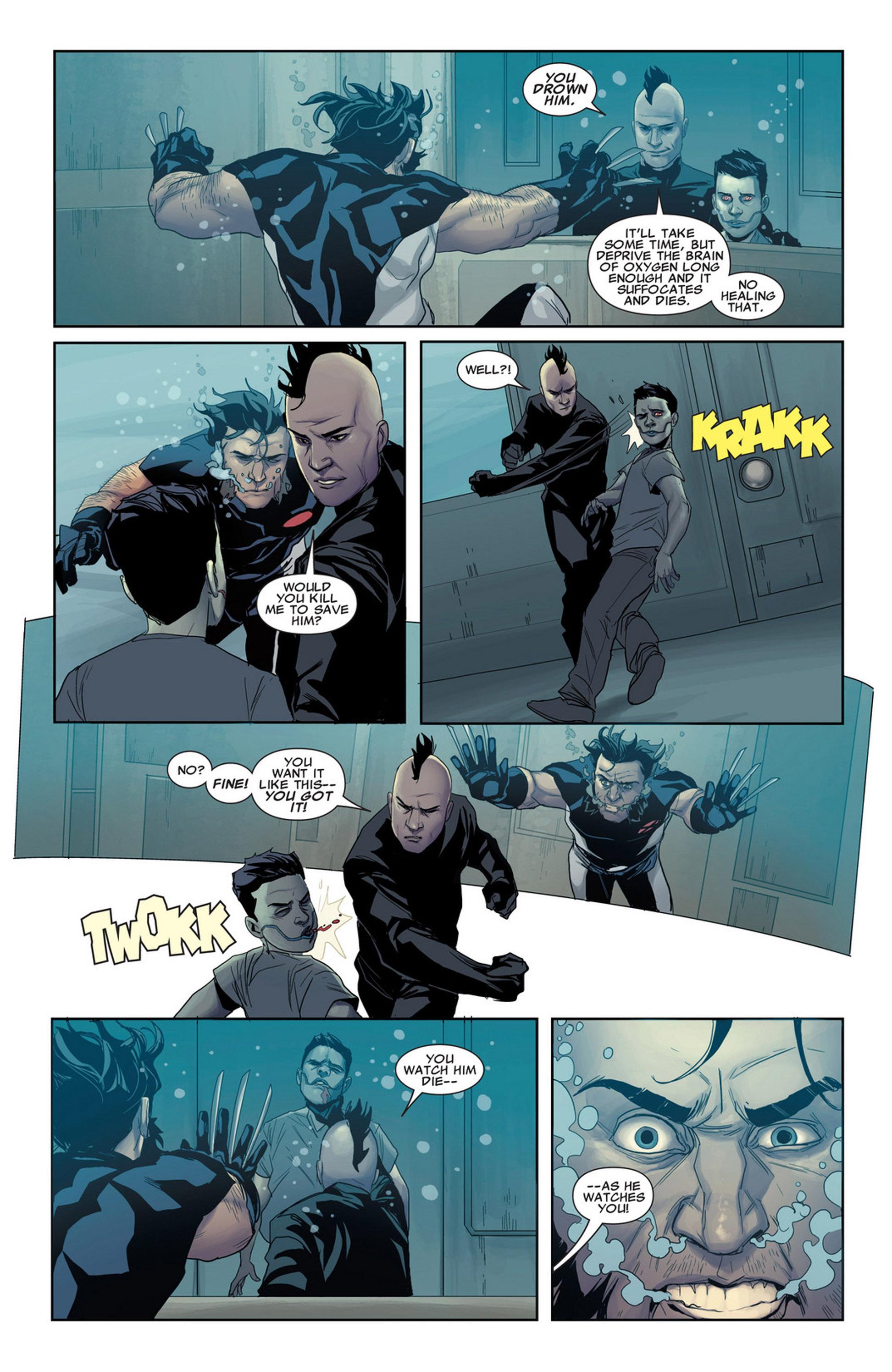 Uncanny X-Force (2010) #33 #35 - English 24