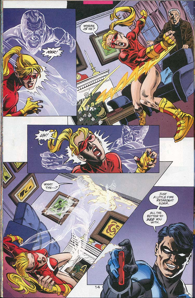 The Titans (1999) 36 Page 15