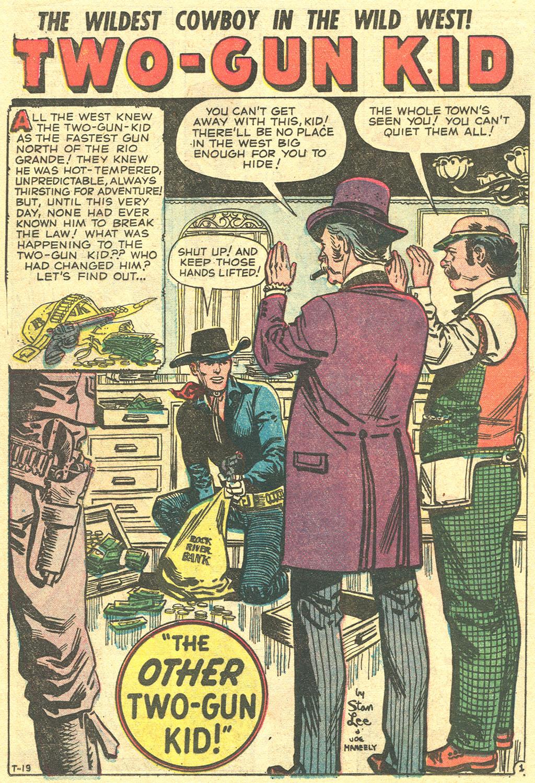 Read online Two-Gun Kid comic -  Issue #44 - 12