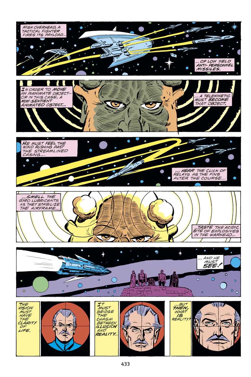 Read online Star Wars Omnibus comic -  Issue # Vol. 14 - 427