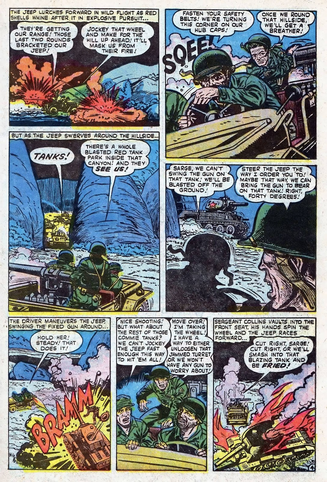 Combat (1952) issue 8 - Page 15
