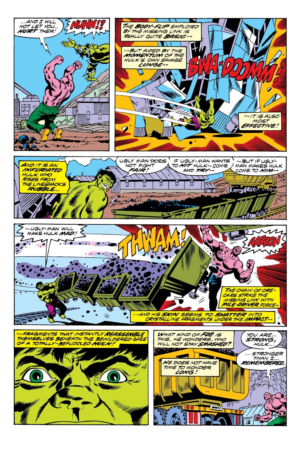 Read online Marvel Masterworks: The Incredible Hulk comic -  Issue # TPB 10 (Part 2) - 80
