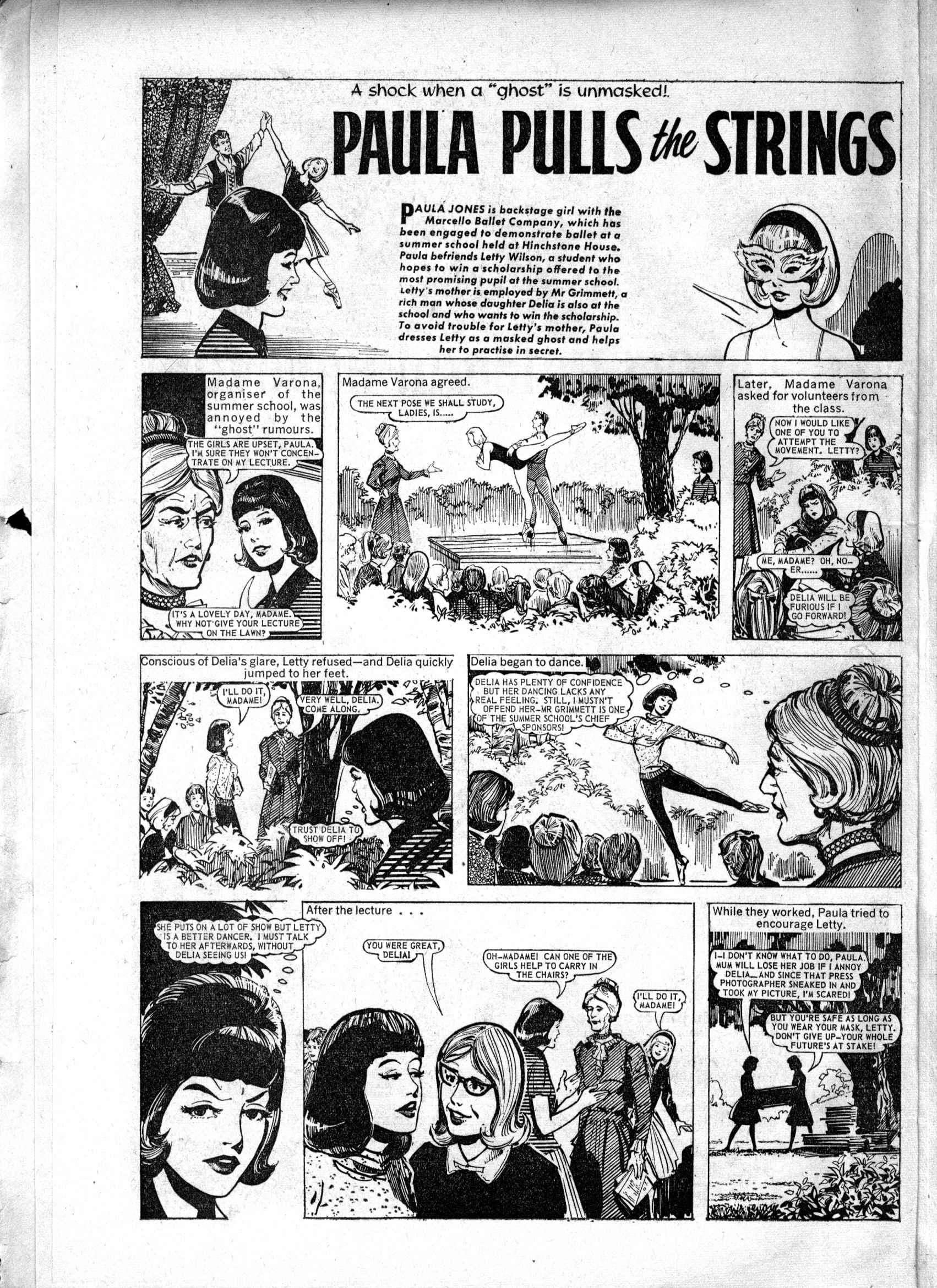Read online Judy comic -  Issue #358 - 6