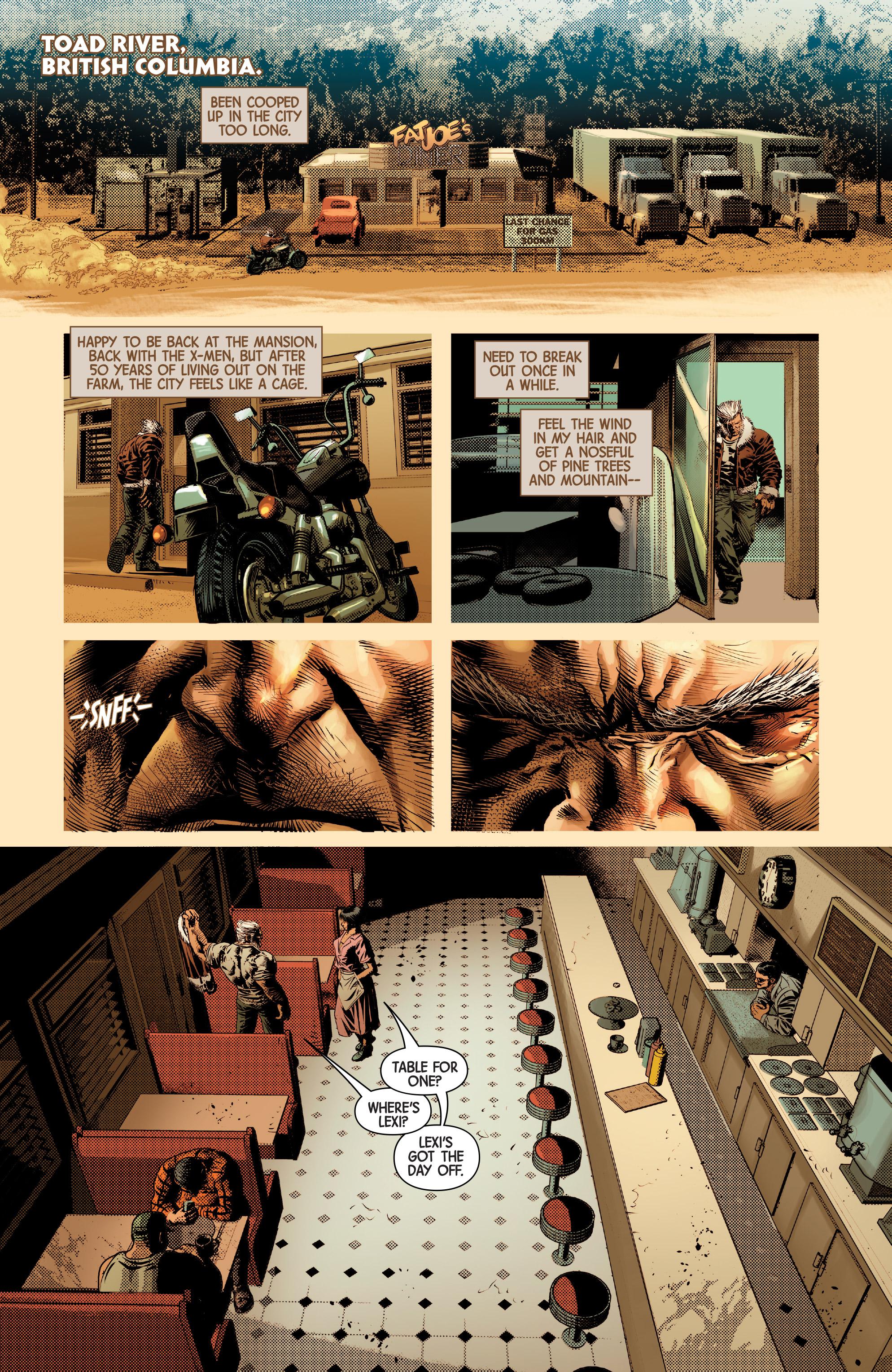 Read online Old Man Logan (2016) comic -  Issue #25 - 6