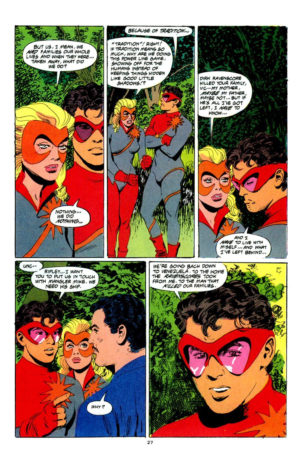 Read online Powerline comic -  Issue #6 - 29