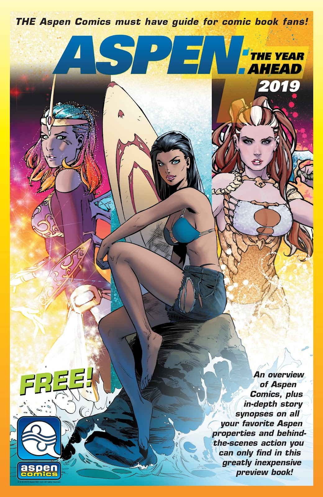 Read online Fathom (2018) comic -  Issue #8 - 24