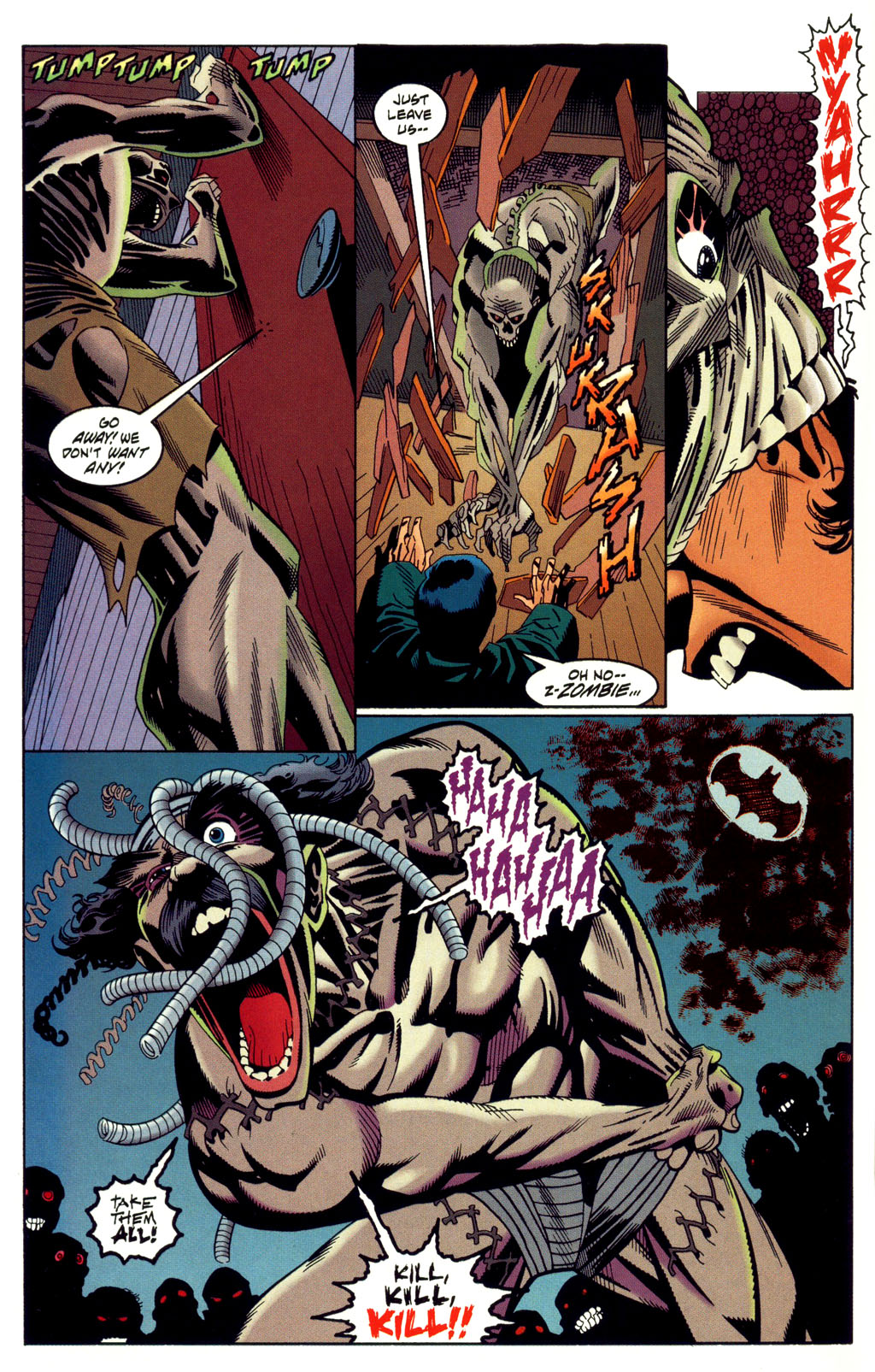 Read online Batman: Haunted Gotham comic -  Issue #2 - 16