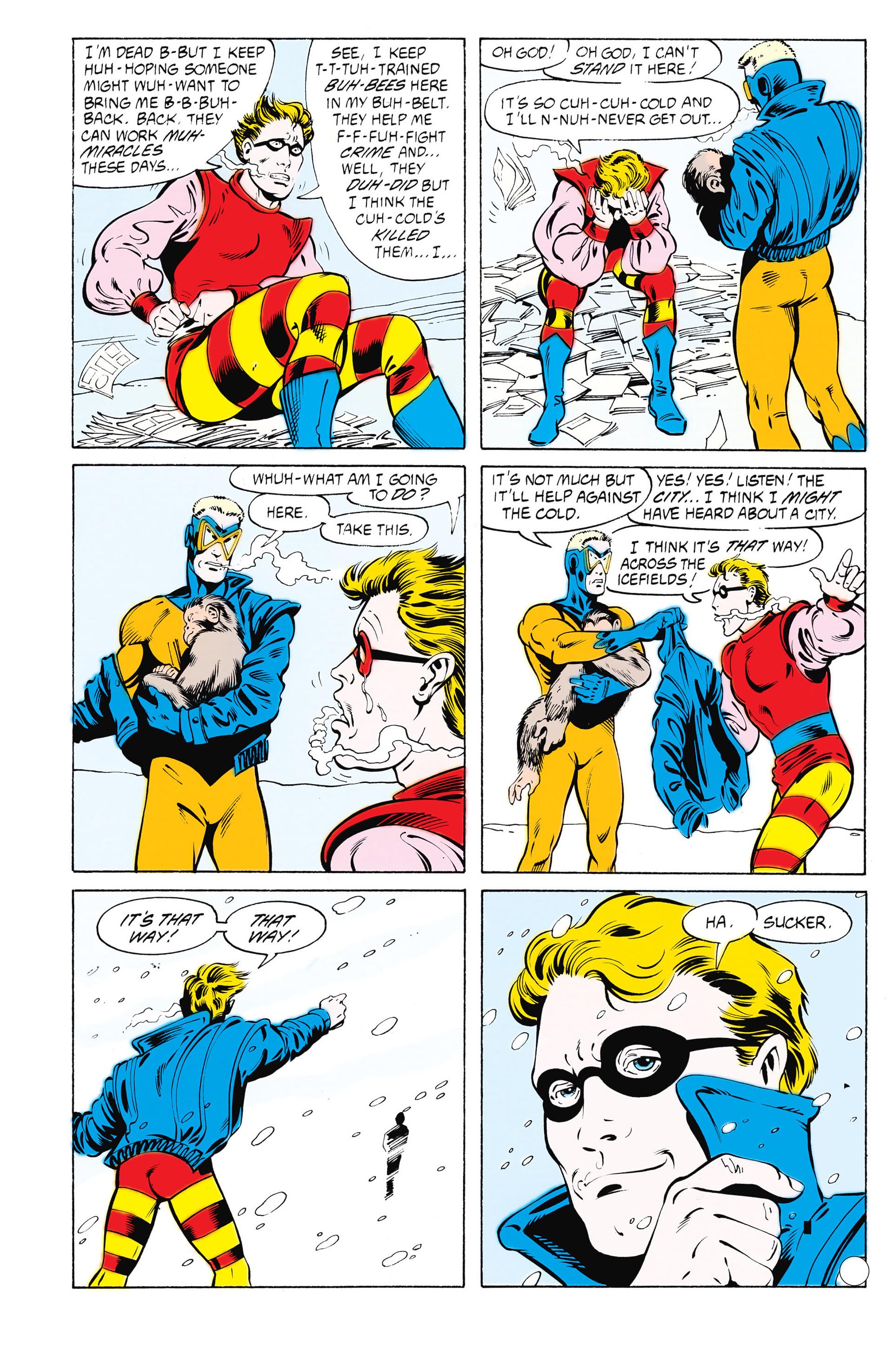 Read online Animal Man (1988) comic -  Issue #25 - 16