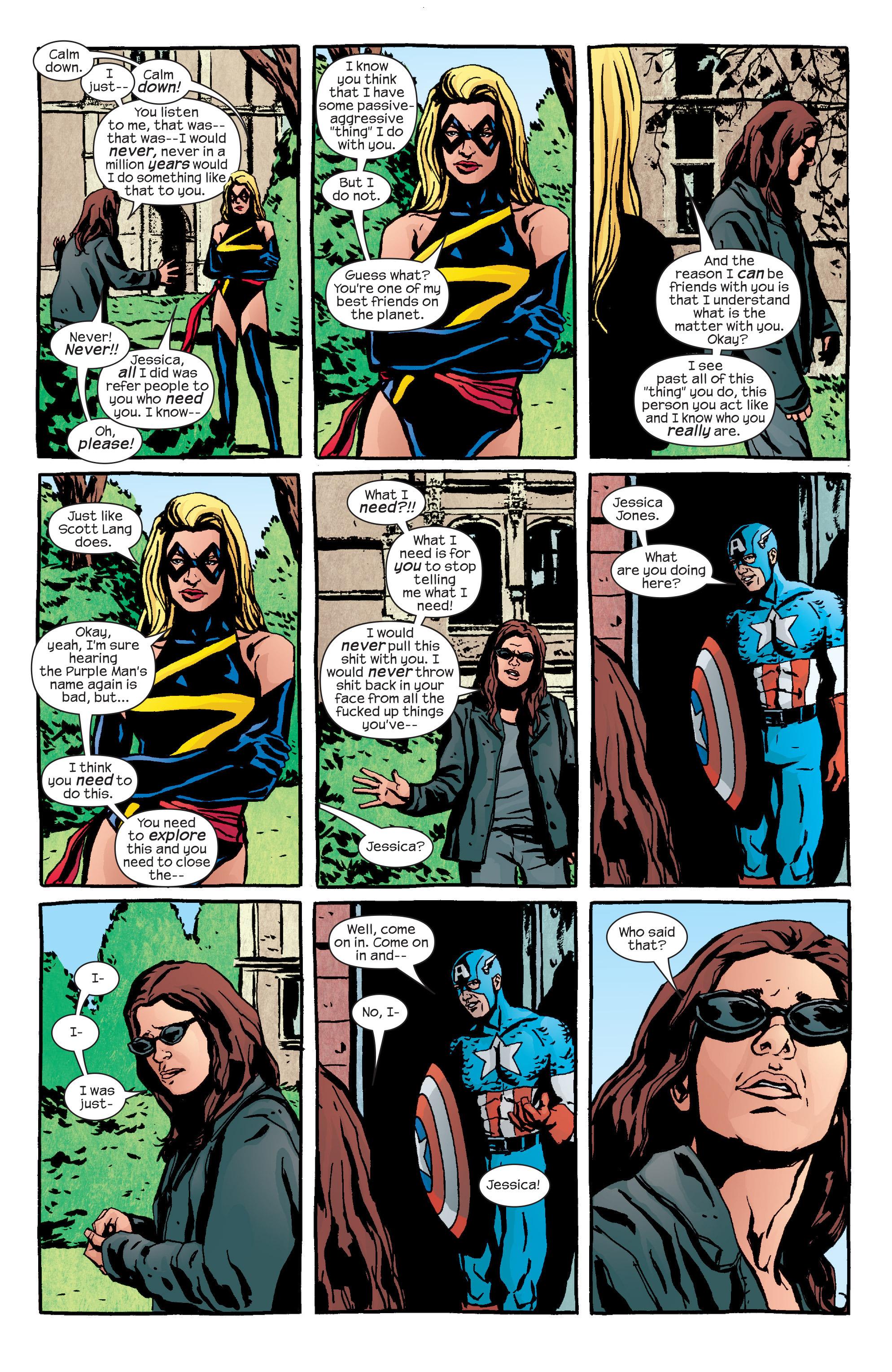 Read online Alias comic -  Issue #24 - 11
