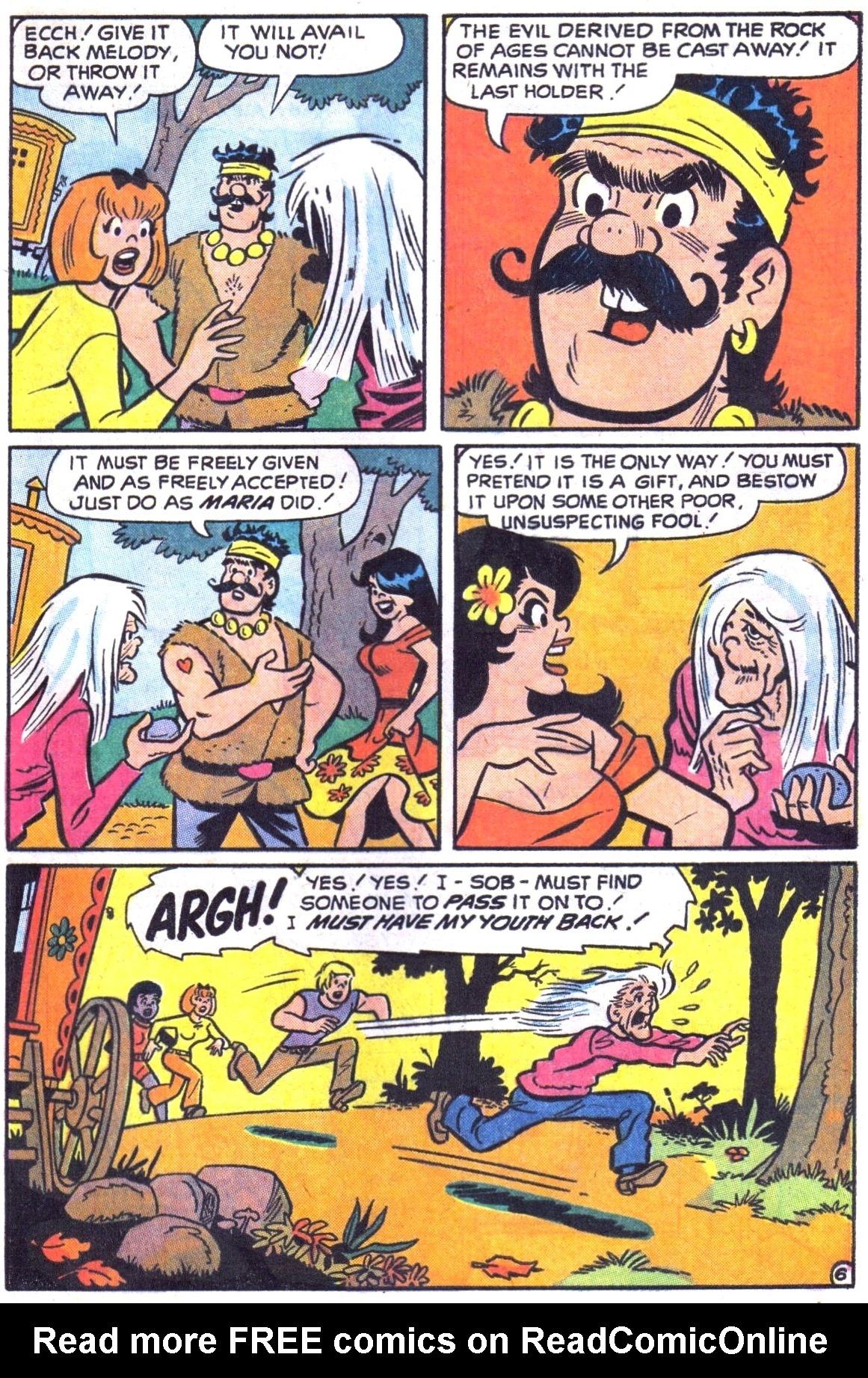 Read online She's Josie comic -  Issue #62 - 45