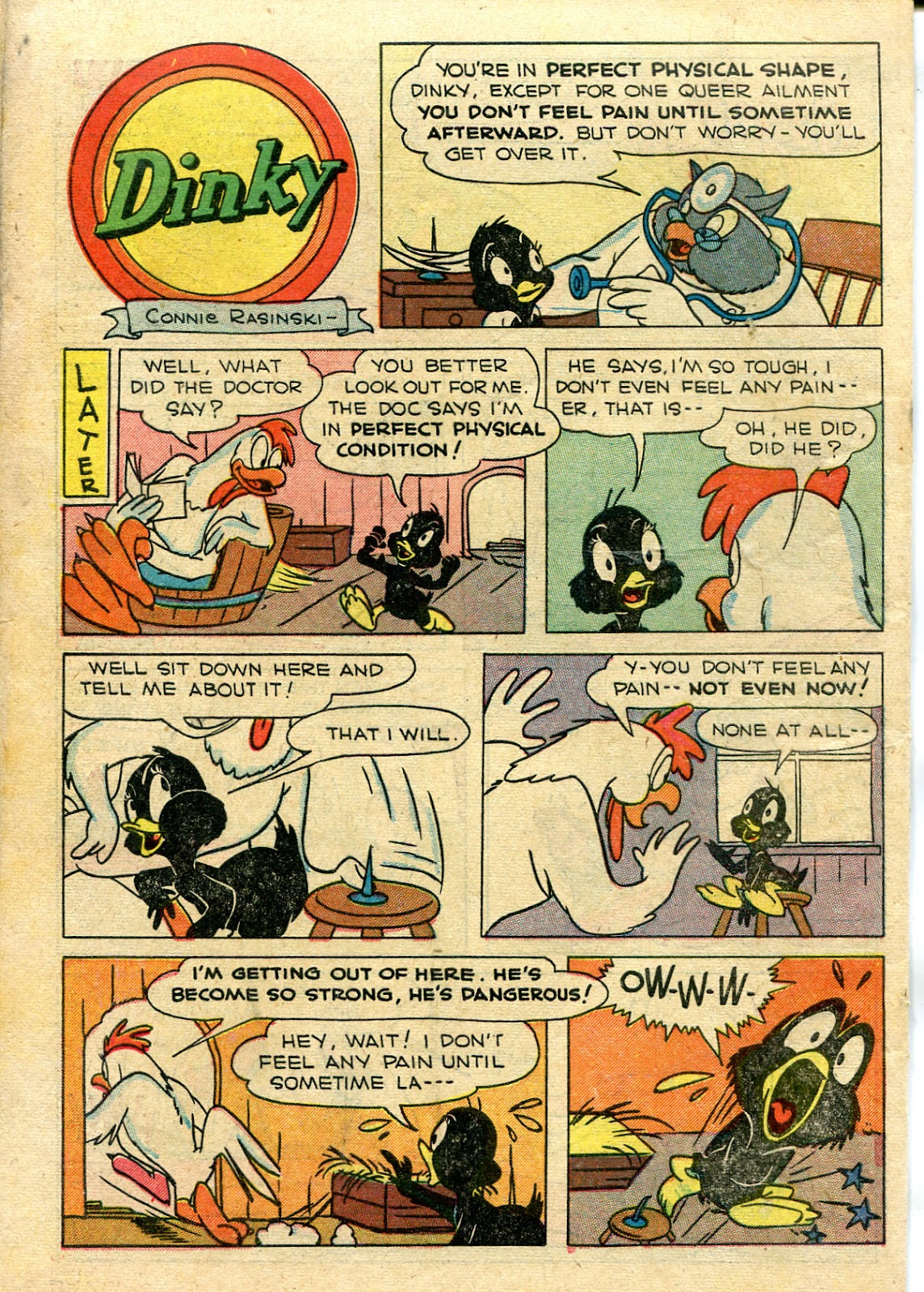 Terry-Toons Comics issue 80 - Page 34