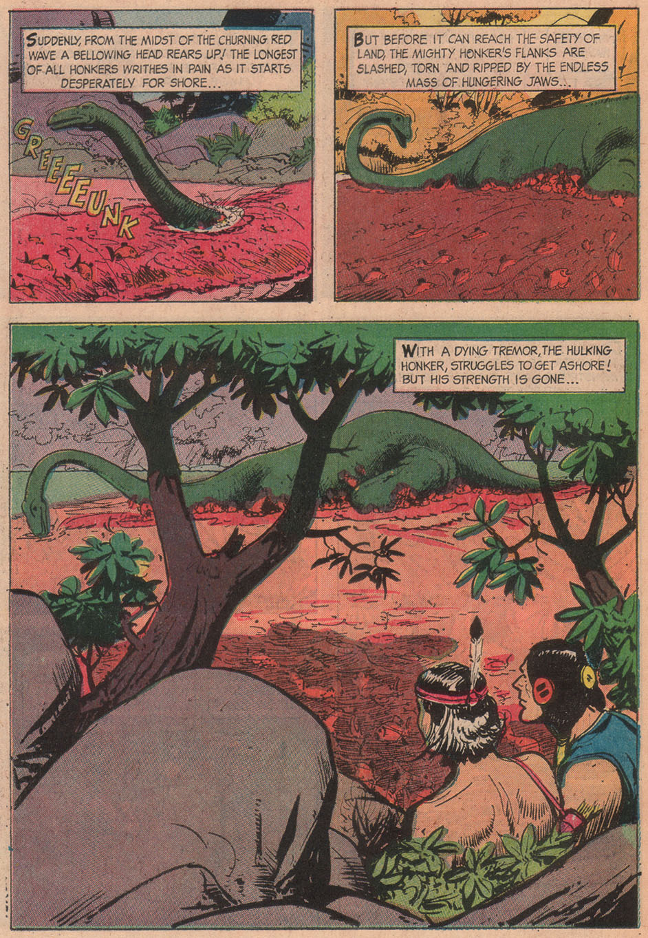 Read online Turok, Son of Stone comic -  Issue #51 - 26