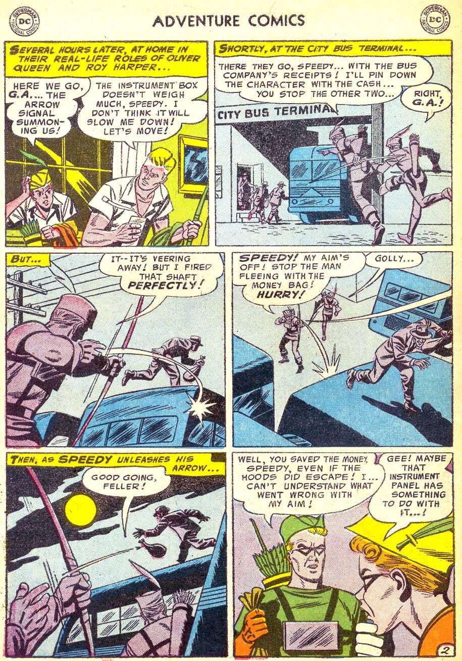 Read online Adventure Comics (1938) comic -  Issue #218 - 28