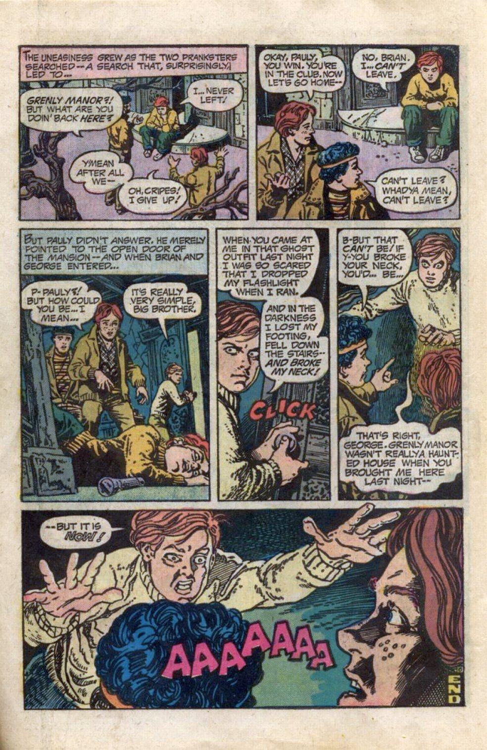 House of Secrets (1956) issue 126 - Page 10