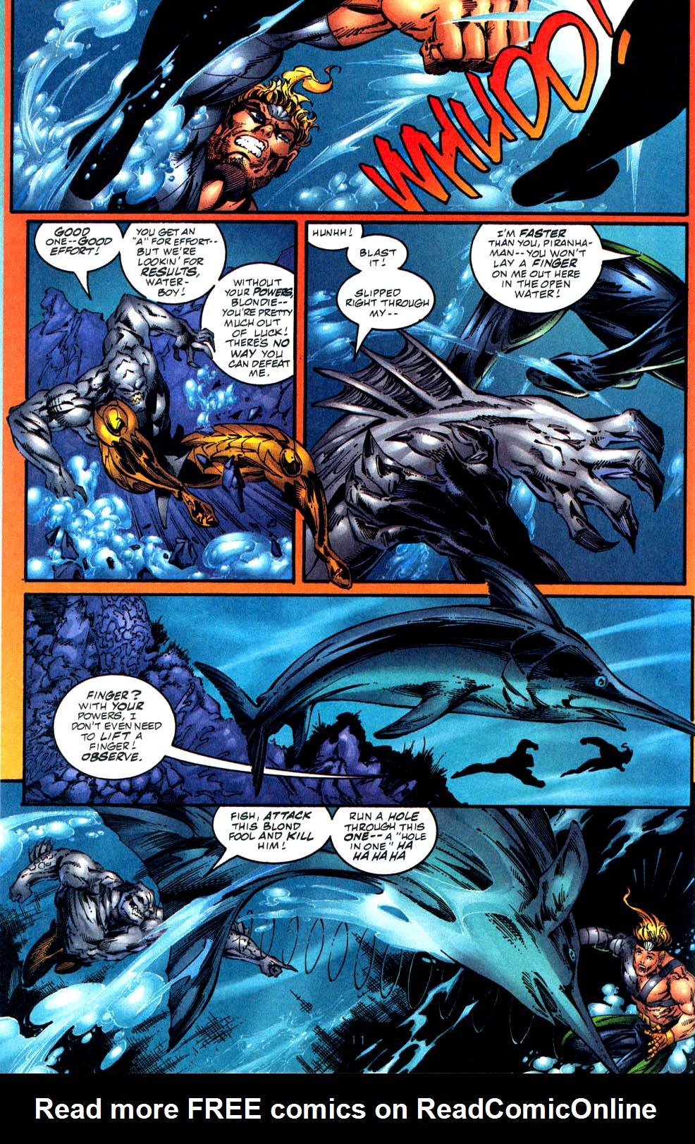 Read online Aquaman (1994) comic -  Issue #57 - 12