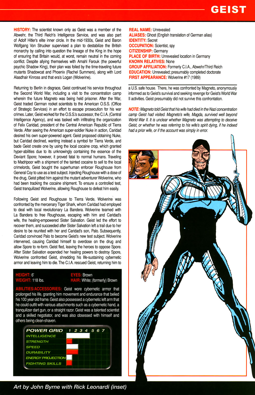 Read online All-New Official Handbook of the Marvel Universe A to Z comic -  Issue #4 - 57