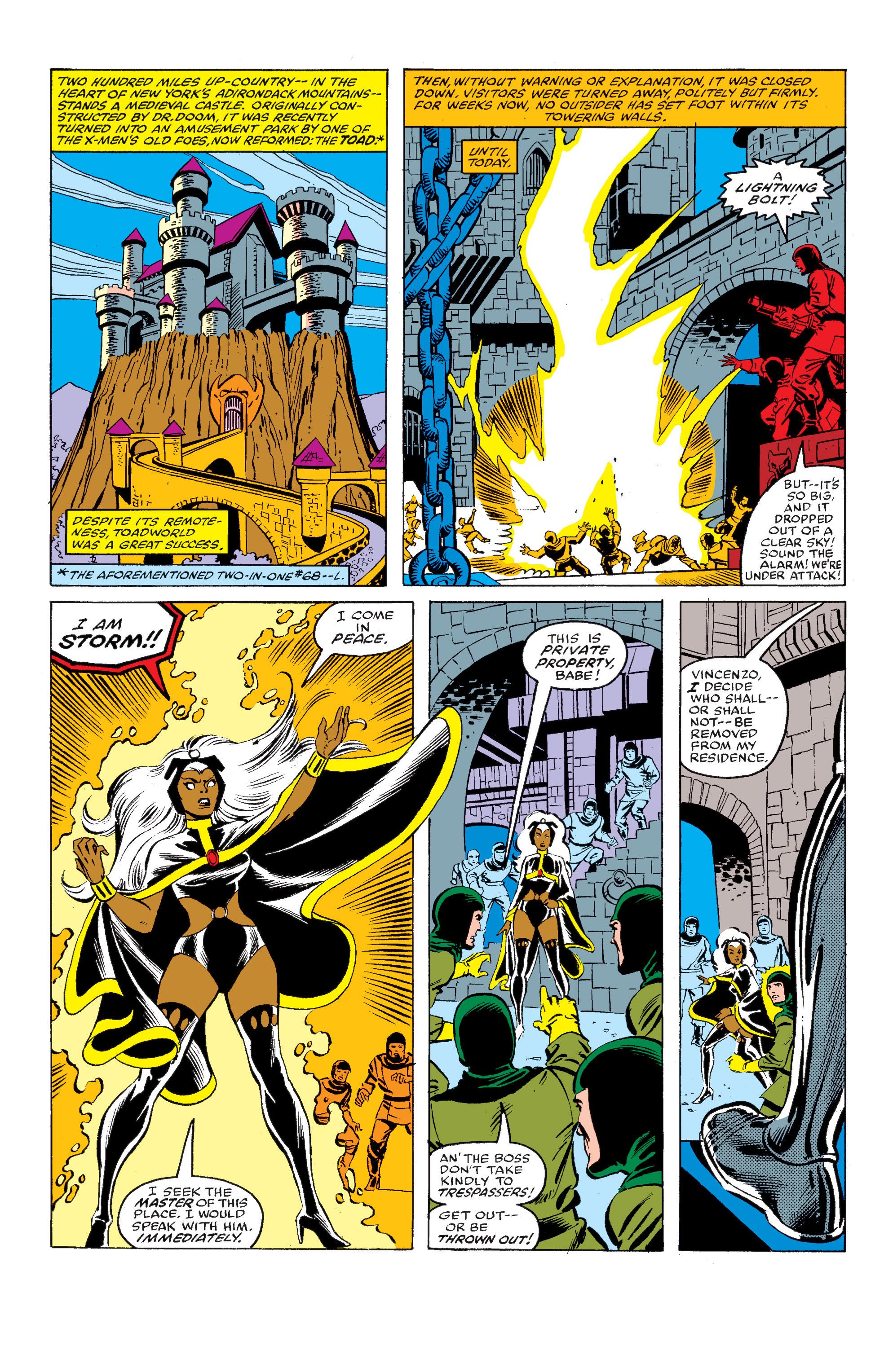 Read online Uncanny X-Men (1963) comic -  Issue #145 - 15