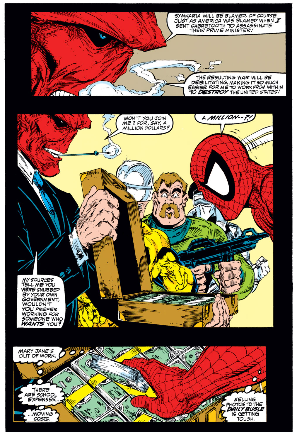 The Amazing Spider-Man (1963) 325 Page 16