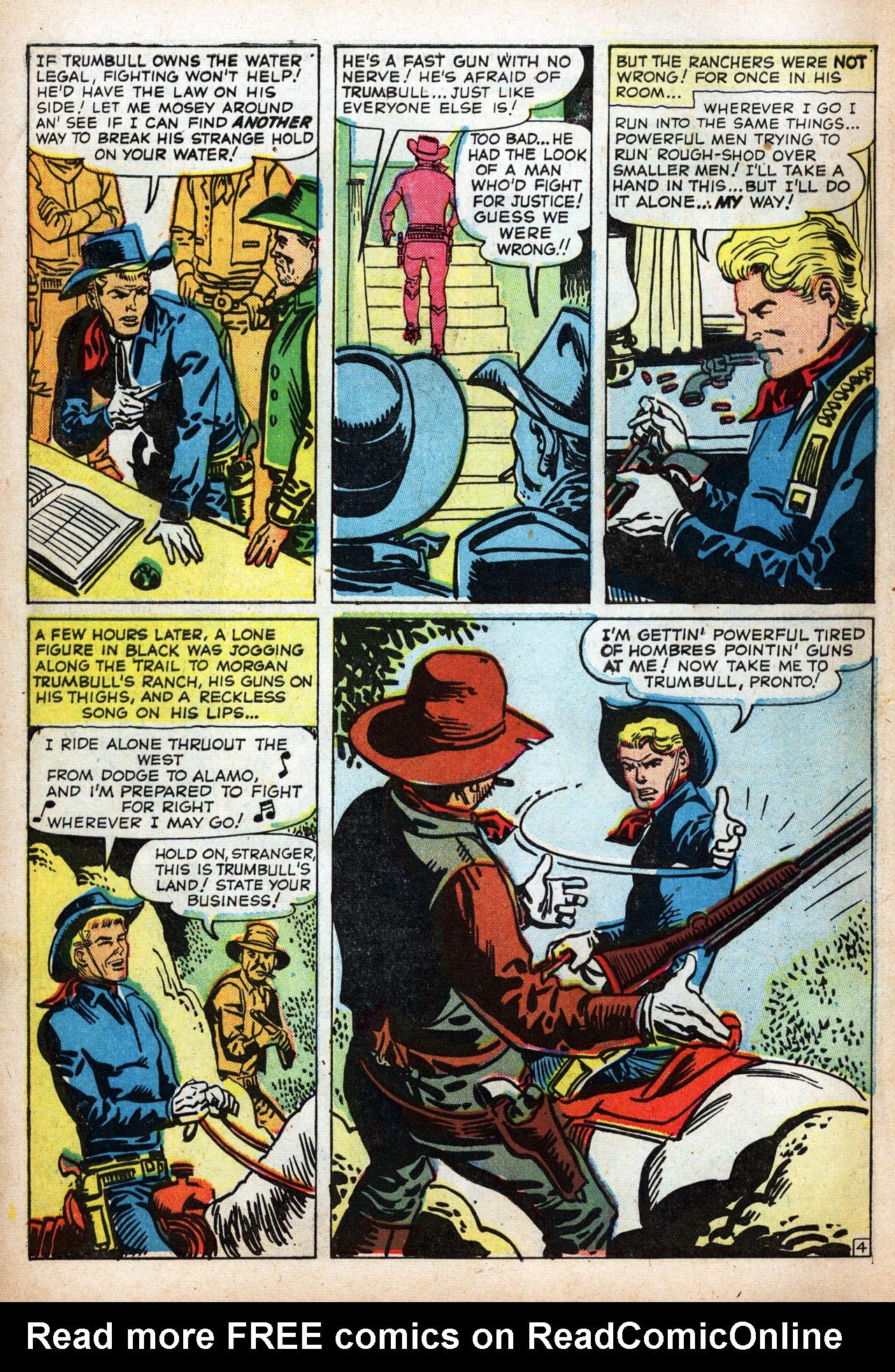 Read online Two-Gun Kid comic -  Issue #42 - 6