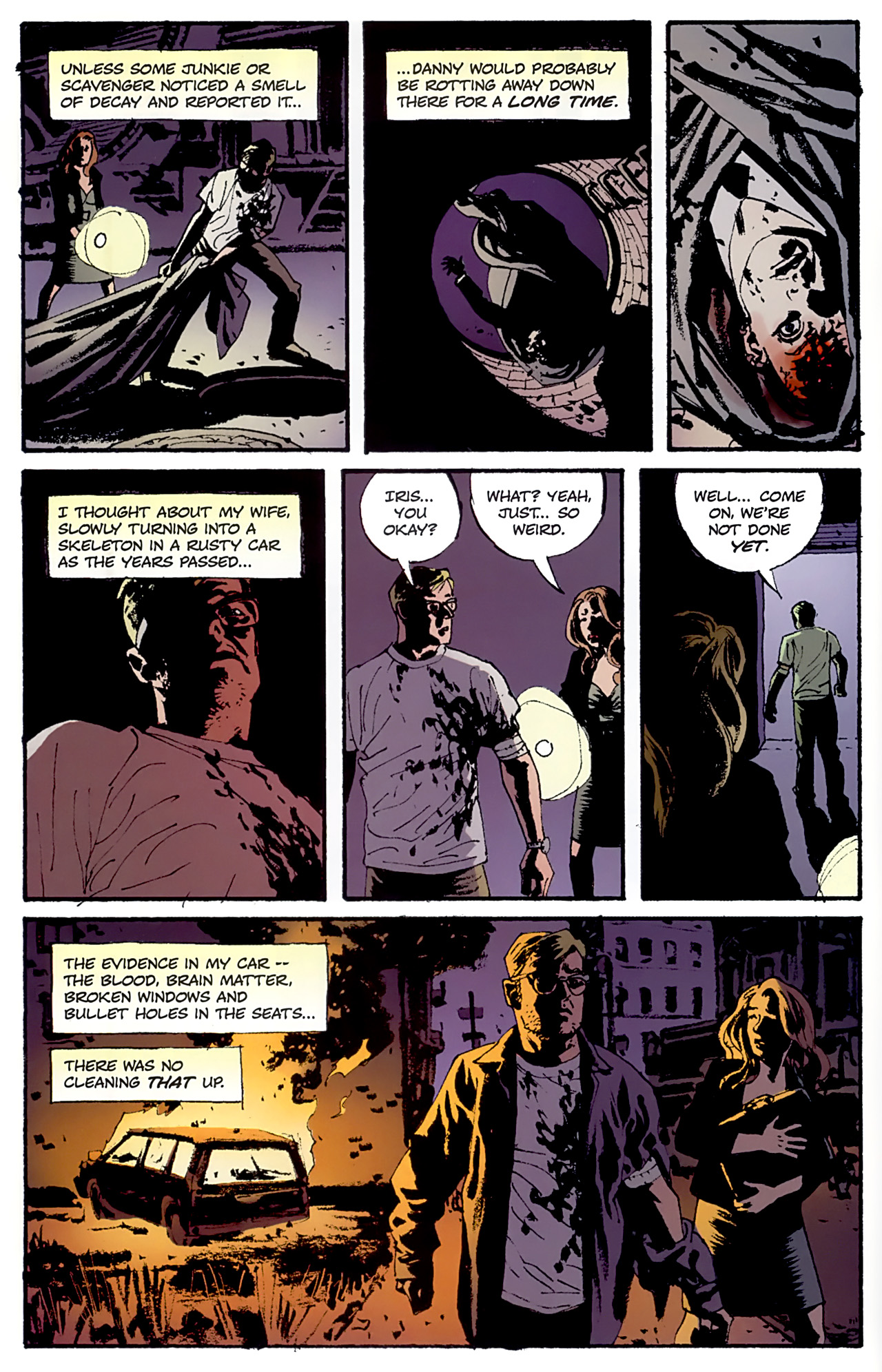 Read online Criminal (2008) comic -  Issue #6 - 6