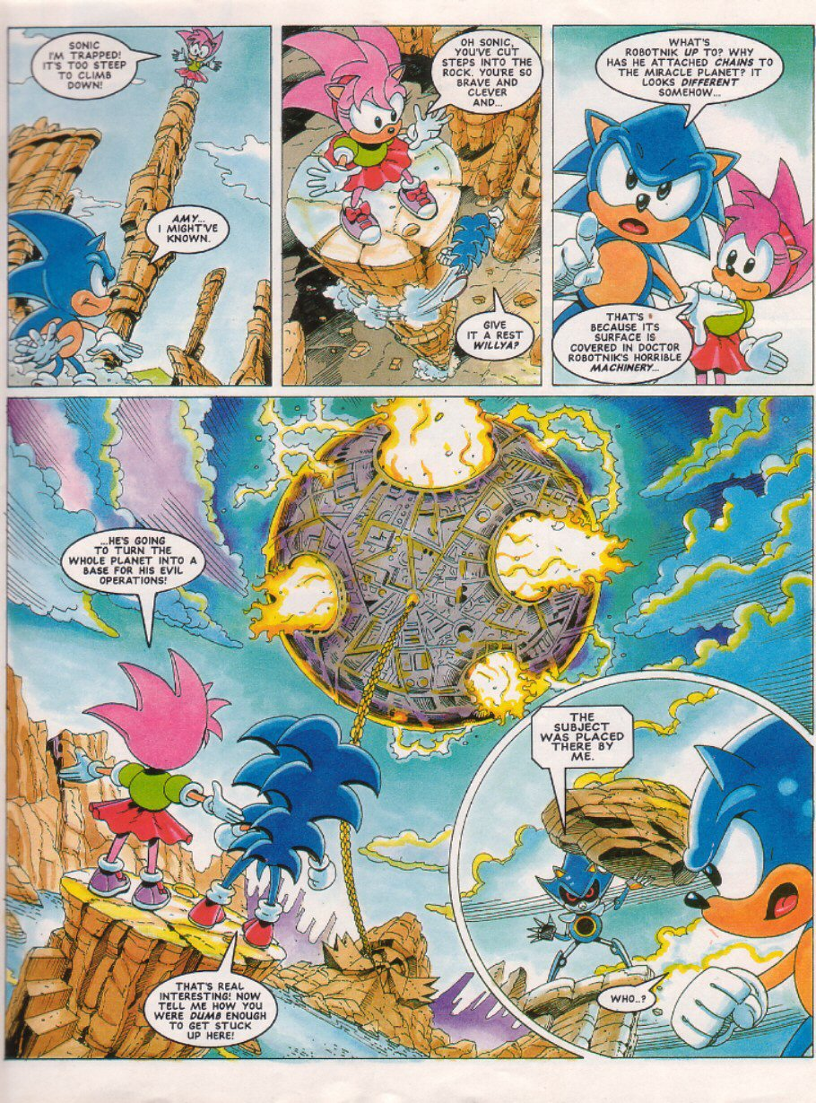 Read online Sonic the Comic comic -  Issue #26 - 5
