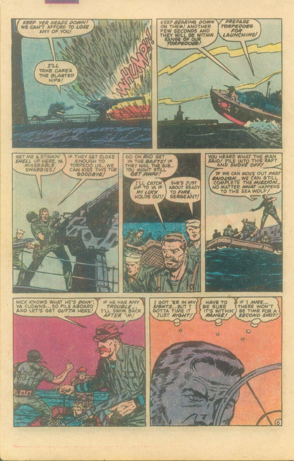 Read online Sgt. Fury comic -  Issue #160 - 12