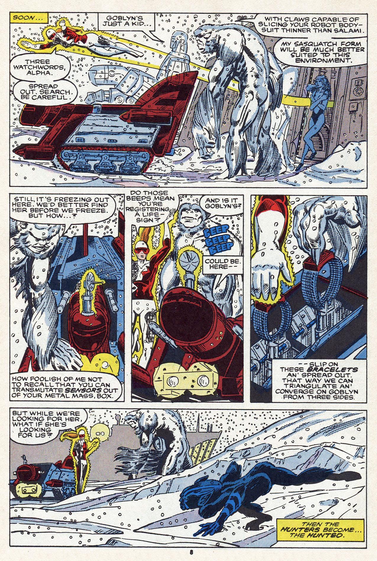 Read online Alpha Flight (1983) comic -  Issue #54 - 12