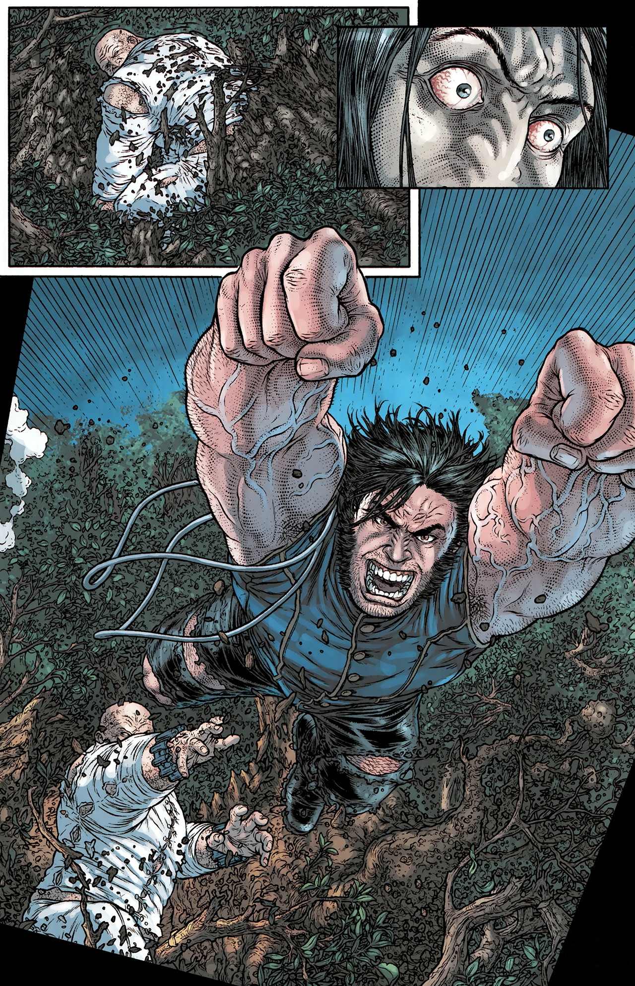 Read online Wolverine: The Best There Is comic -  Issue #10 - 17