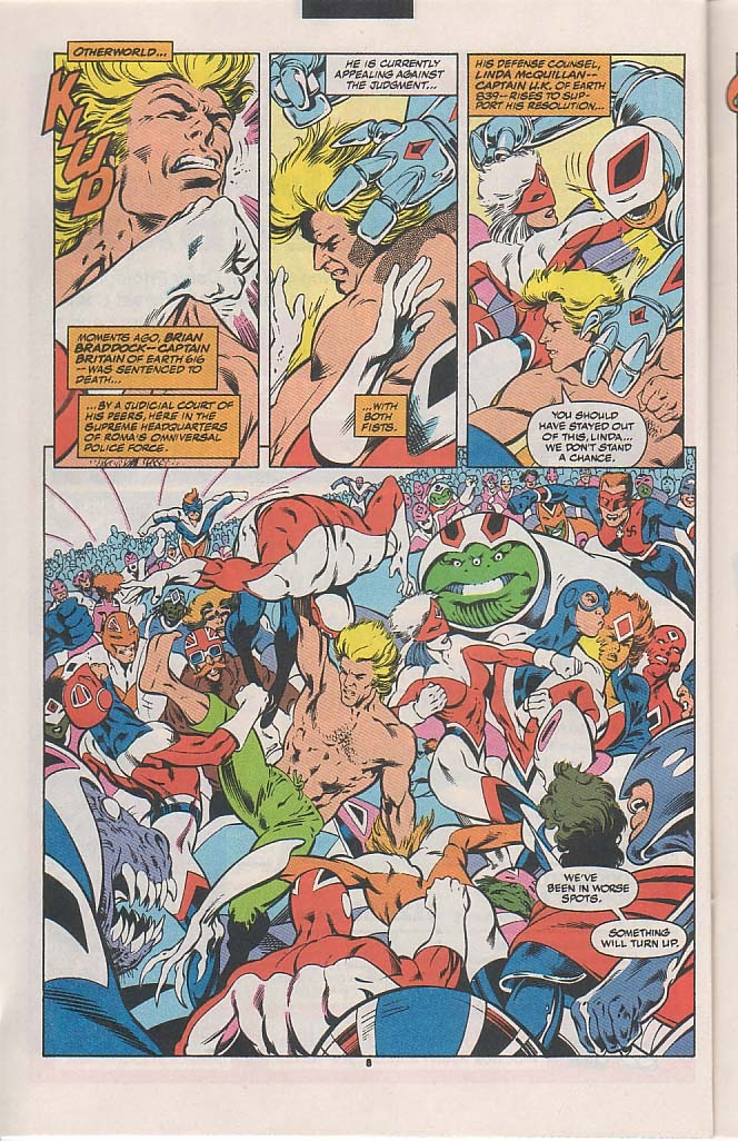 Excalibur (1988) issue 45 - Page 6