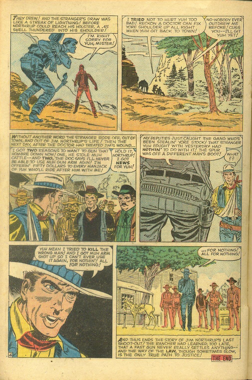 Gunsmoke Western issue 58 - Page 20