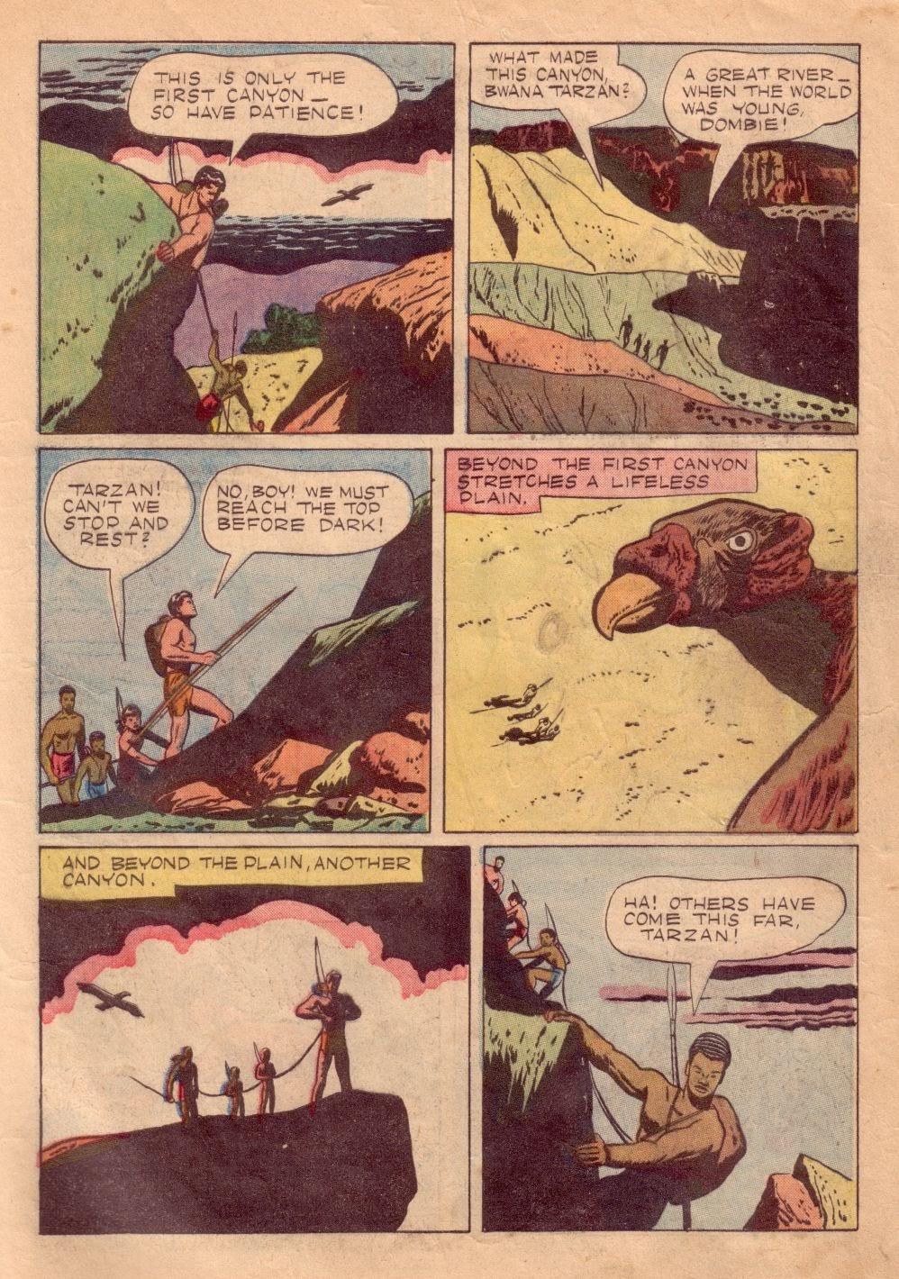 Tarzan (1948) issue 8 - Page 9