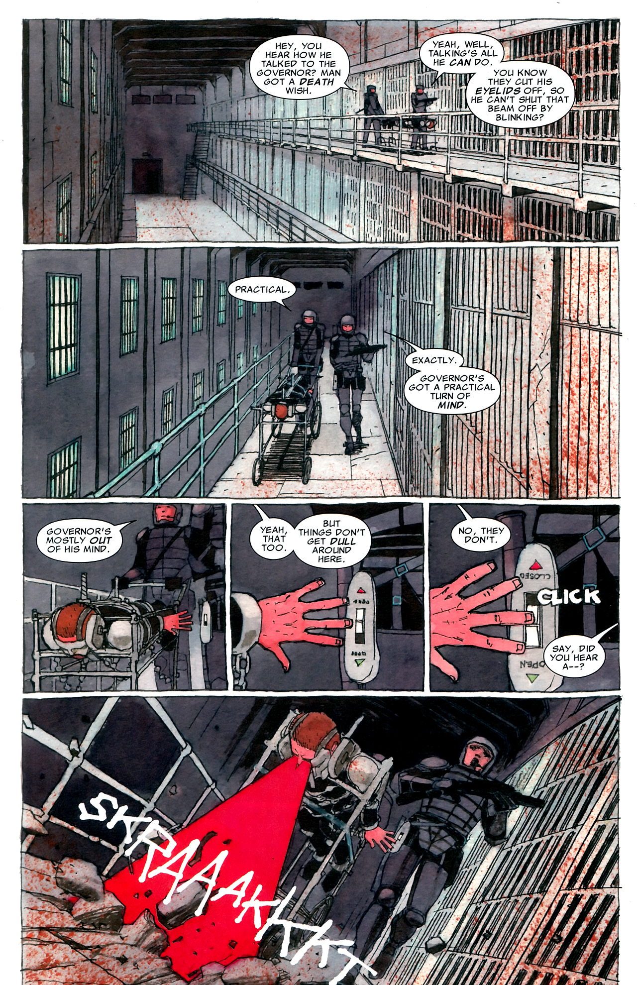 Read online Age of X: Alpha comic -  Issue #Age of X: Alpha Full - 13