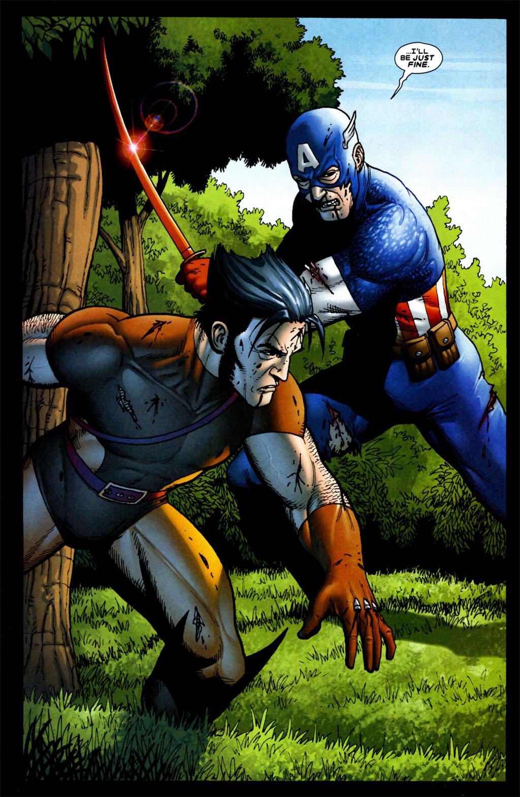 Read online Wolverine: Origins comic -  Issue #4 - 15