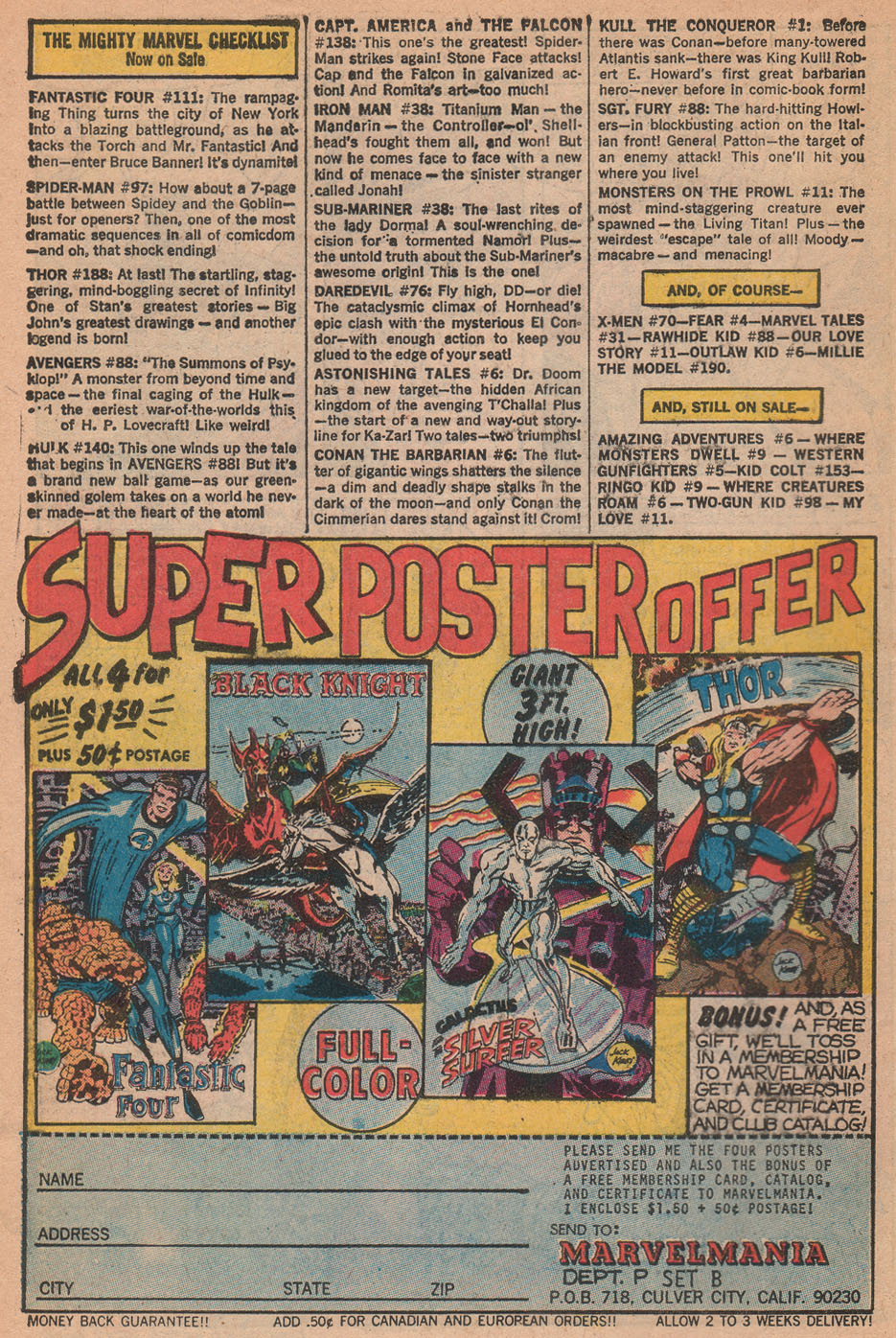 The Rawhide Kid (1955) issue 88 - Page 10