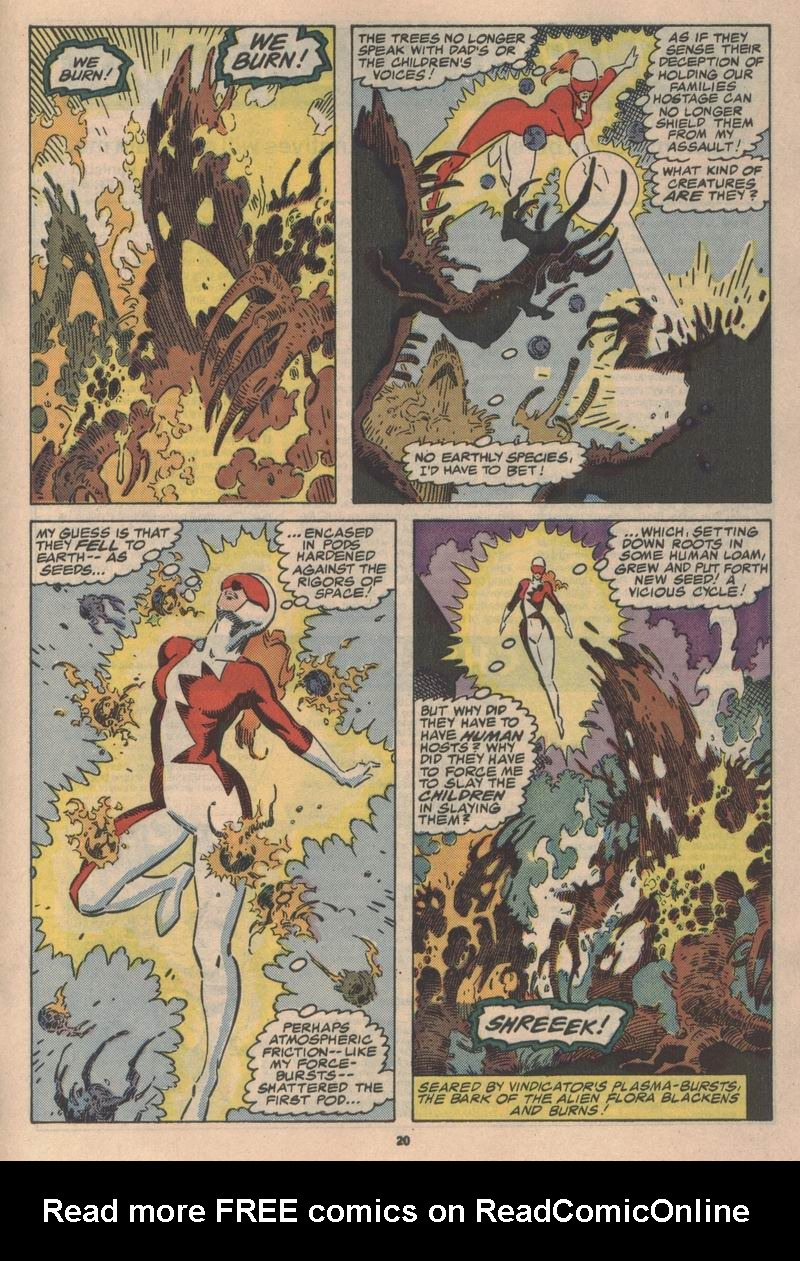 Read online Alpha Flight (1983) comic -  Issue #47 - 21