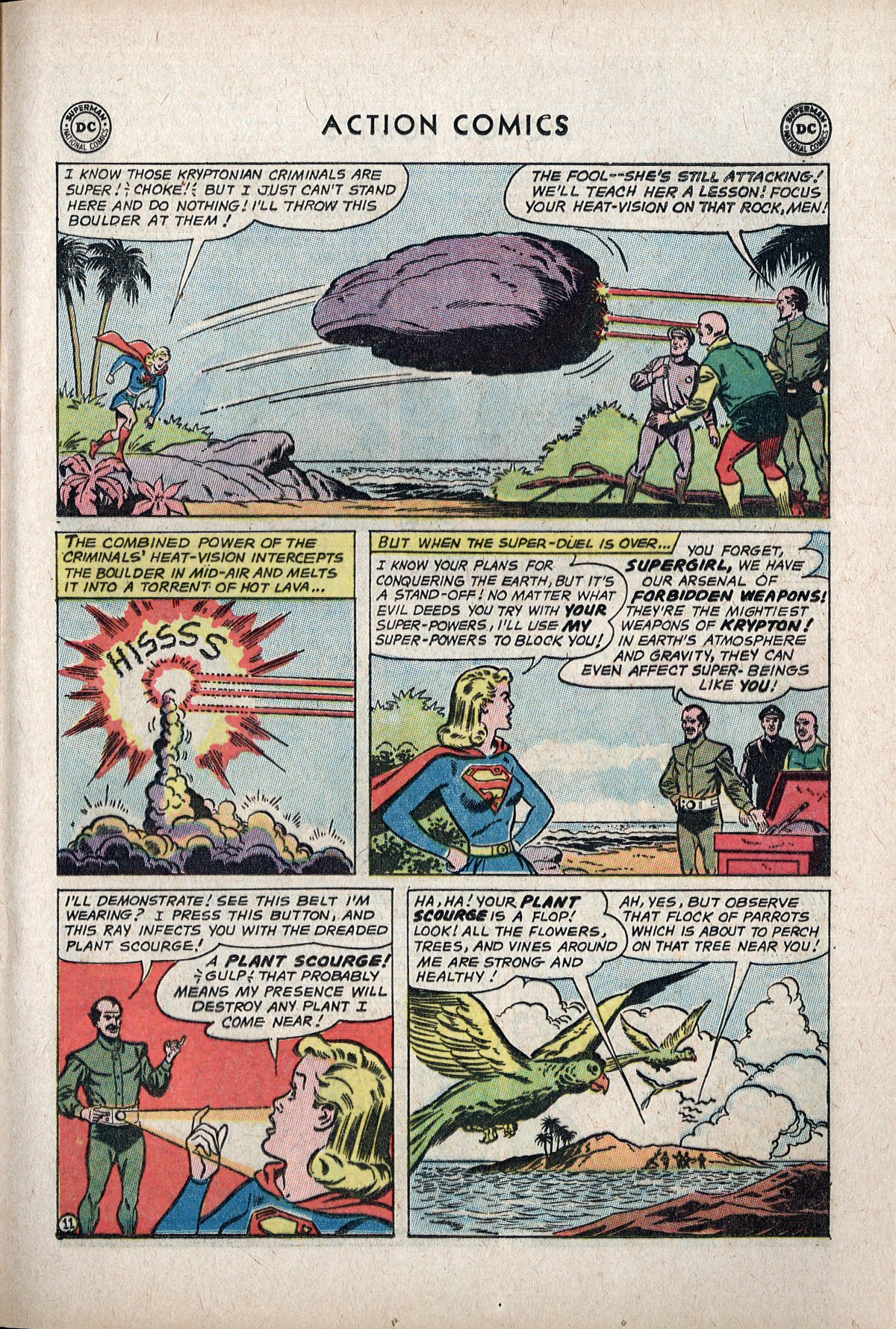 Read online Action Comics (1938) comic -  Issue #297 - 29