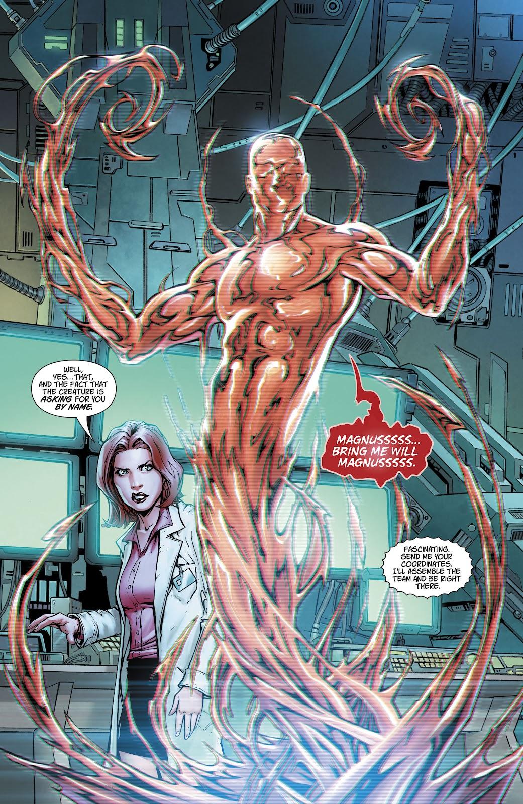 Read online Metal Men (2019) comic -  Issue #1 - 21